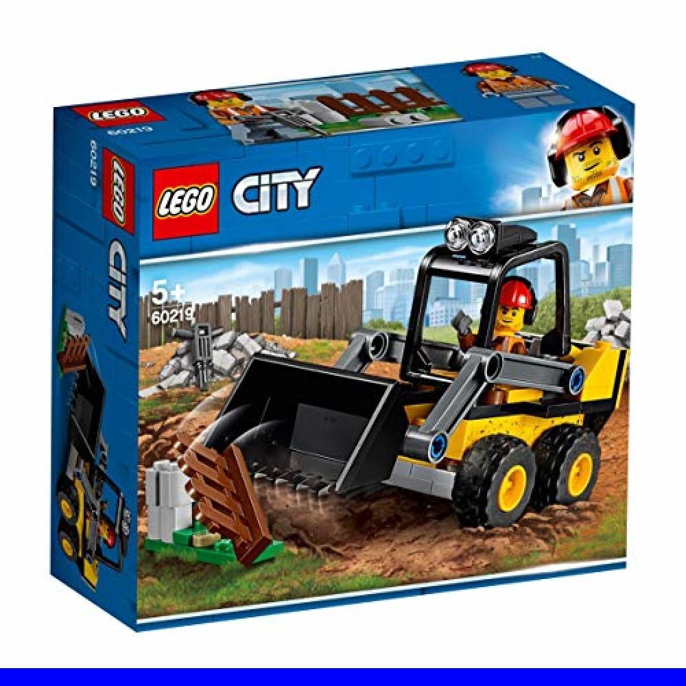■即決・レゴ(LEGO) シティ 工事現場のシャベルカー 60219 ブロック おもちゃ 男の子 車_画像10
