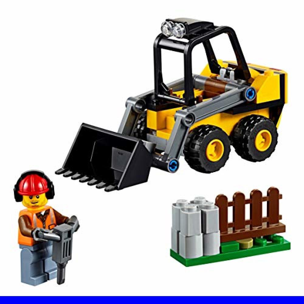 ■即決・レゴ(LEGO) シティ 工事現場のシャベルカー 60219 ブロック おもちゃ 男の子 車_画像4