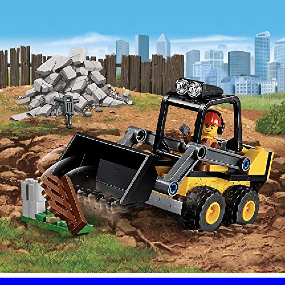 ■即決・レゴ(LEGO) シティ 工事現場のシャベルカー 60219 ブロック おもちゃ 男の子 車_画像3