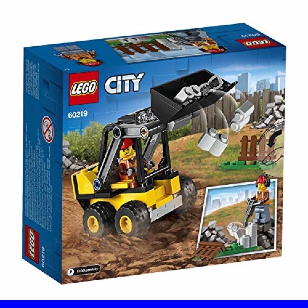 ■即決・レゴ(LEGO) シティ 工事現場のシャベルカー 60219 ブロック おもちゃ 男の子 車_画像9