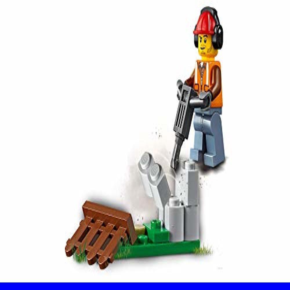 ■即決・レゴ(LEGO) シティ 工事現場のシャベルカー 60219 ブロック おもちゃ 男の子 車_画像6