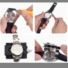 ☆即決・SHiZAK 時計修理工具セット 腕時計工具キット 腕時計修理工具セット ウォッチツール 時計工具セット 腕時計ベル_画像4