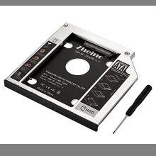 ☆即決・CHN-DC-2530PE-9.5 Zheino 2nd 9.5mmノートPCドライブマウンタ セカンド 光学ドライ_画像1