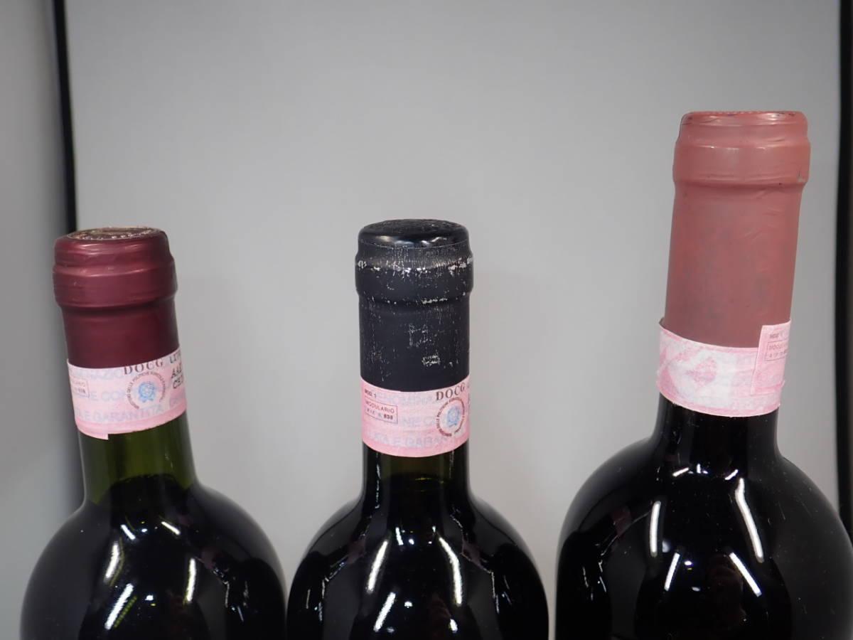 【未開栓 】古酒 サルデッリ キャンティ DOCG 2005・2006 750ml 12.5%/ Botter Casa Vinicola キャンティ 750ml 12.5%_画像7
