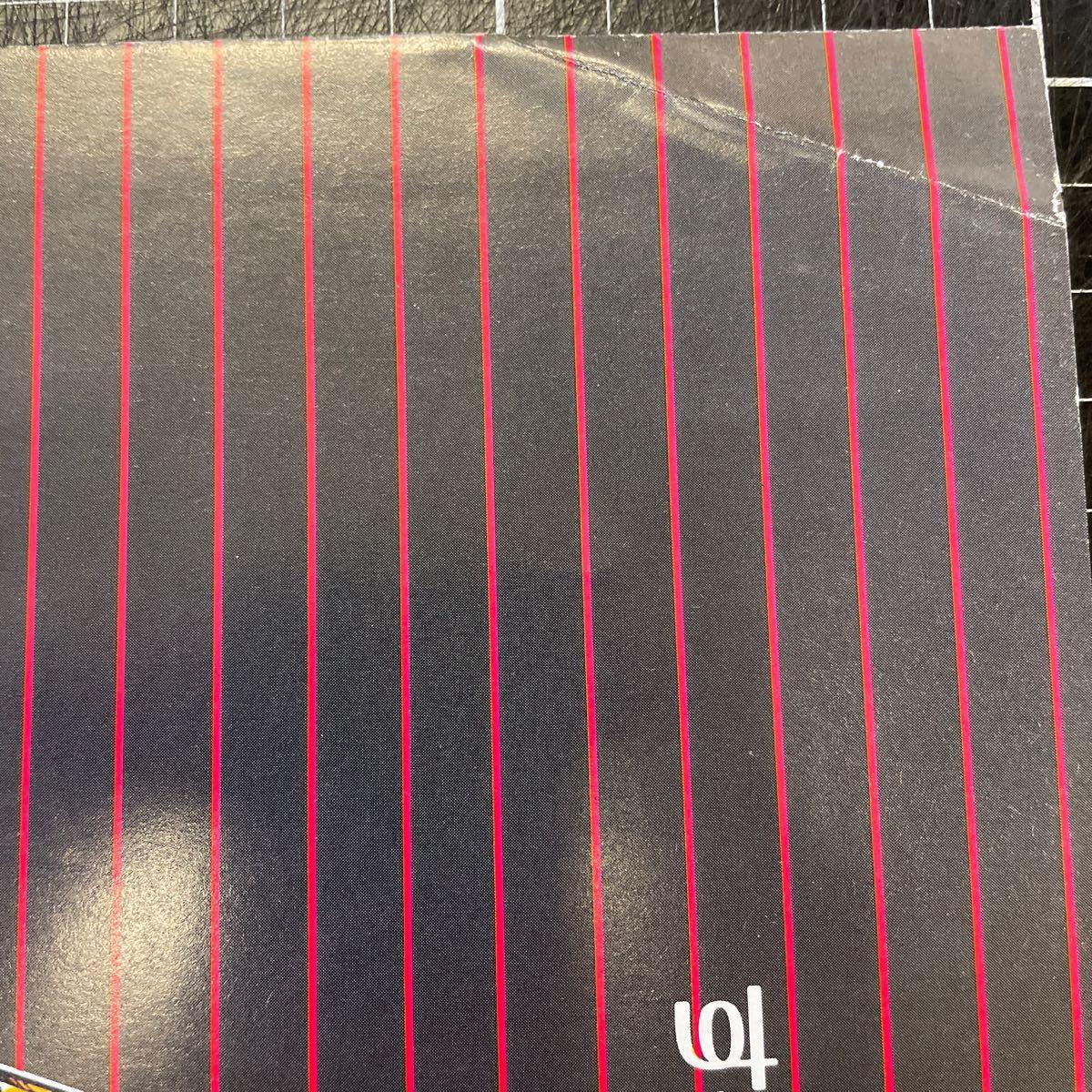 No.908 アーケードゲーム namco 1994年 通信機能搭載レーシングゲーム FINALL LAP R 業務用 非売品 カタログ ナムコ ファイナルラップR_画像5
