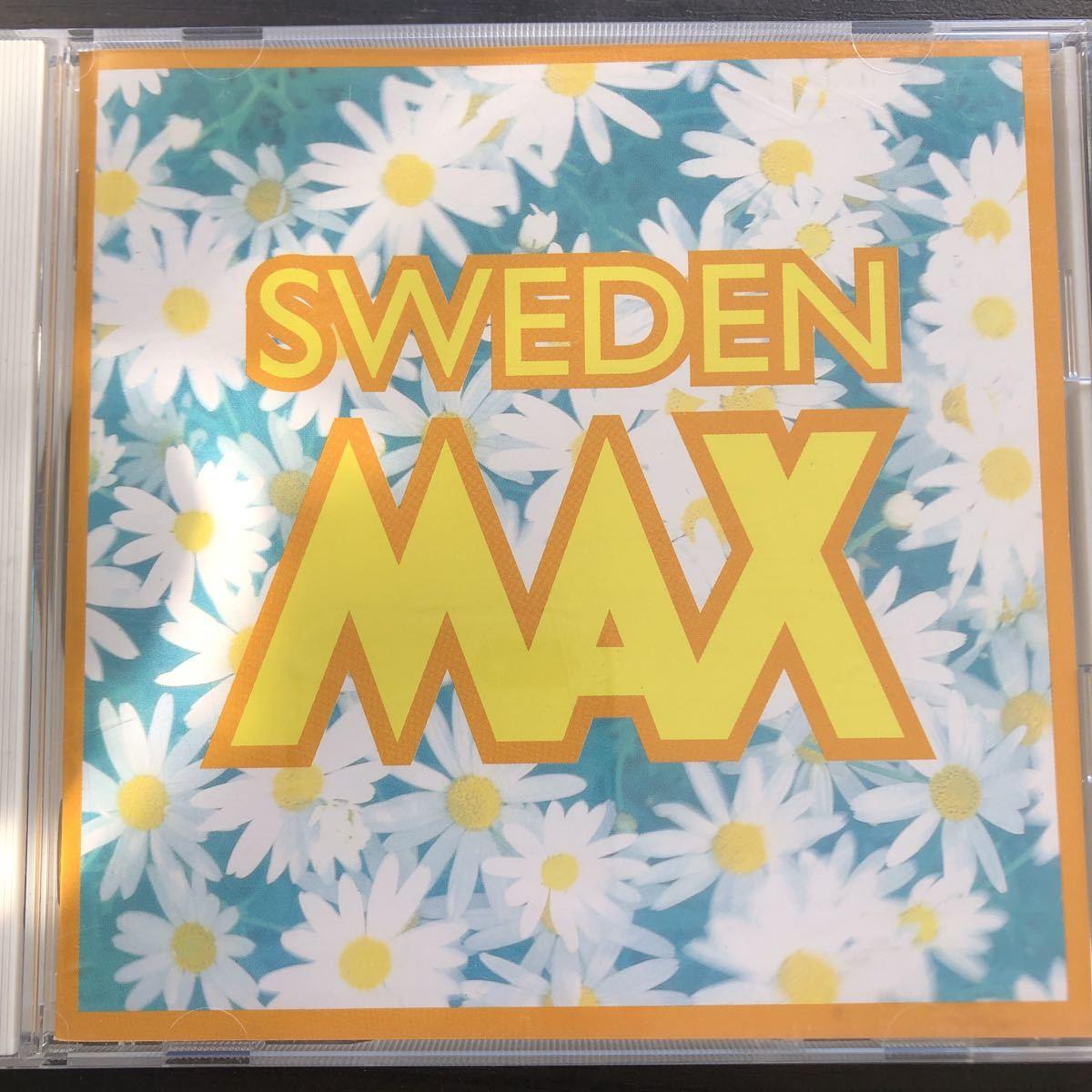 CD/スウェーデンMAX/メイヤ、ソフィー・セルマーニ、トランポリンズなど/スウェーデン・ポップス/オムニバス_画像1