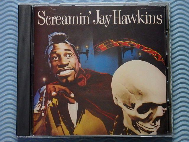 [輸入盤:国内仕様]Screamin' Jay Hawkins「フレンジー/Frenzy」スクリーミン・ジェイ・ホーキンス/I Put A Spell On You/日本語ライナー付_画像1