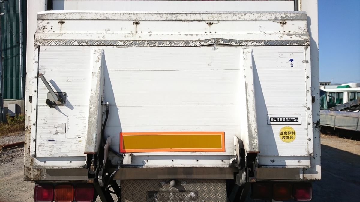 207557 4トン車用 パワーゲート 2200×1262 フレーム幅895mm