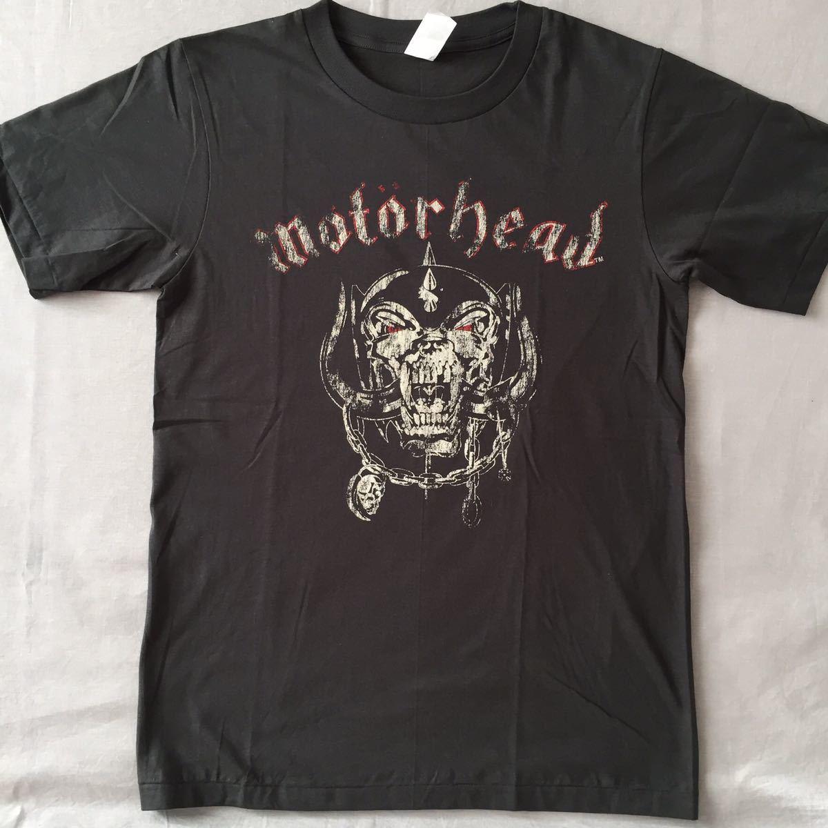 バンドTシャツ    モーターヘッド (Motor Head) 新品M_画像1