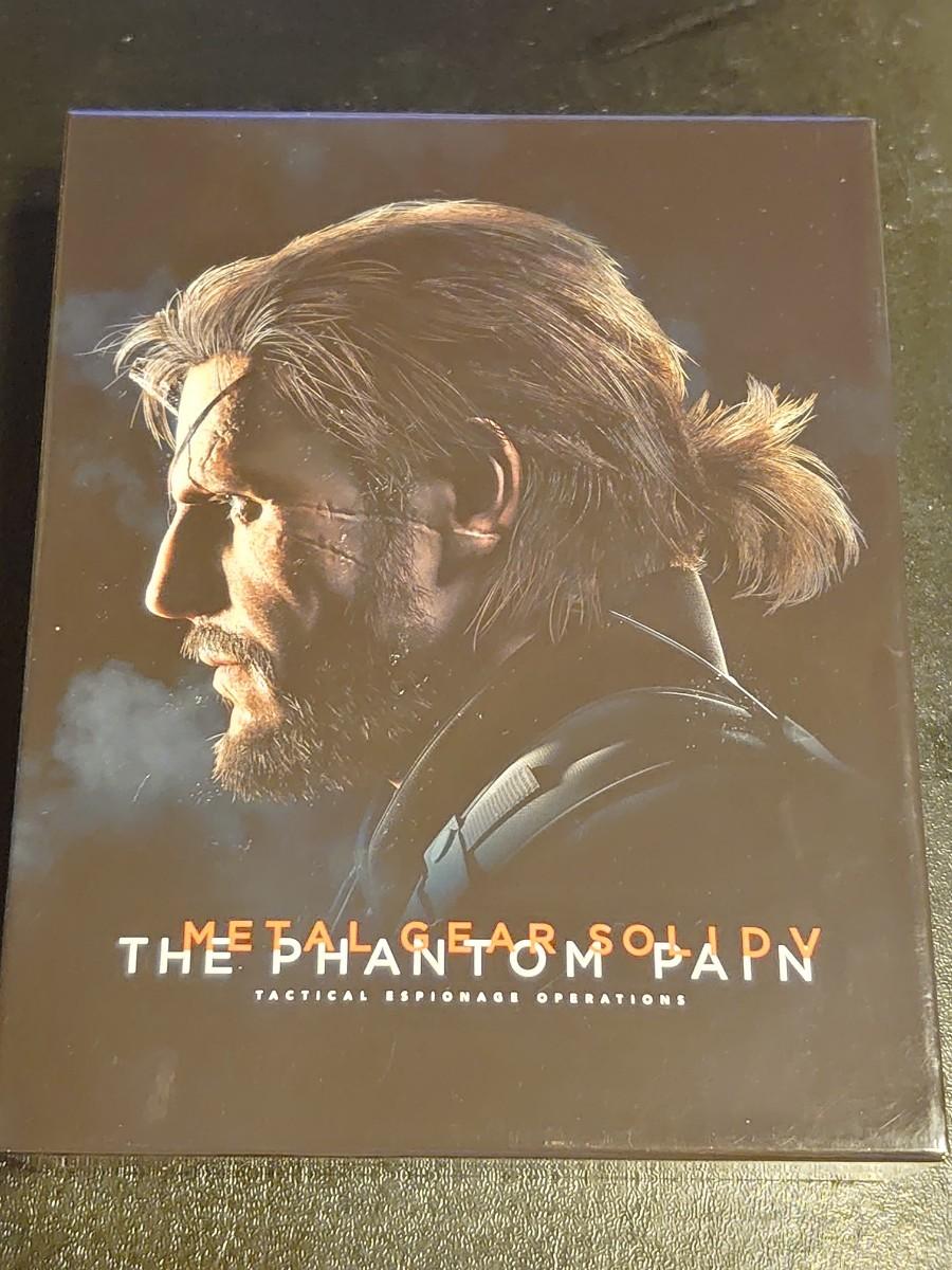 【PS3】 メタルギアソリッドV ファントムペイン [スペシャルエディション]&レガシーコレクション