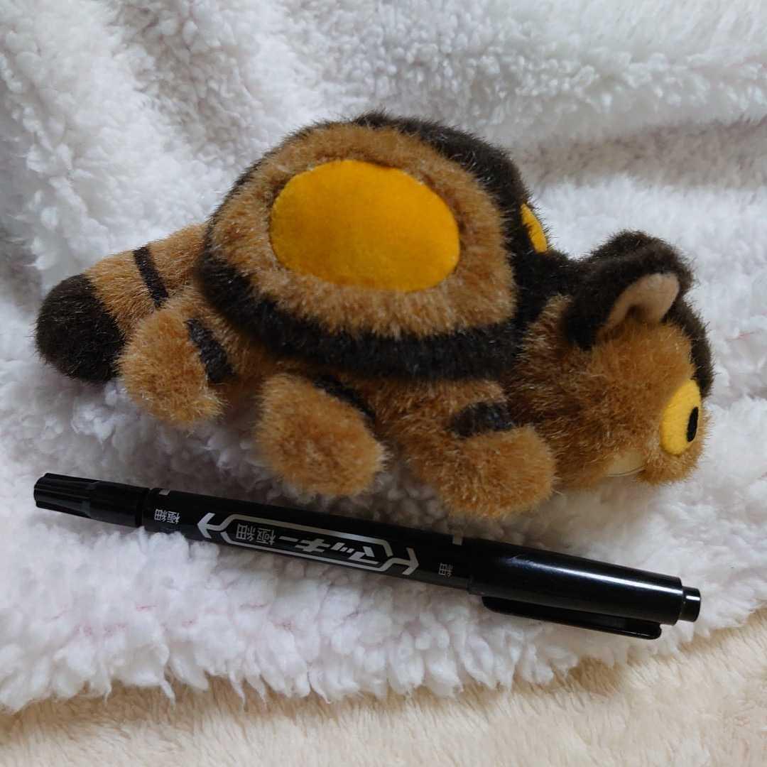 こねこバス となりのトトロ 三鷹の森ジブリ美術館 限定 ネコバス ぬいぐるみ 新品タグ付き_画像7
