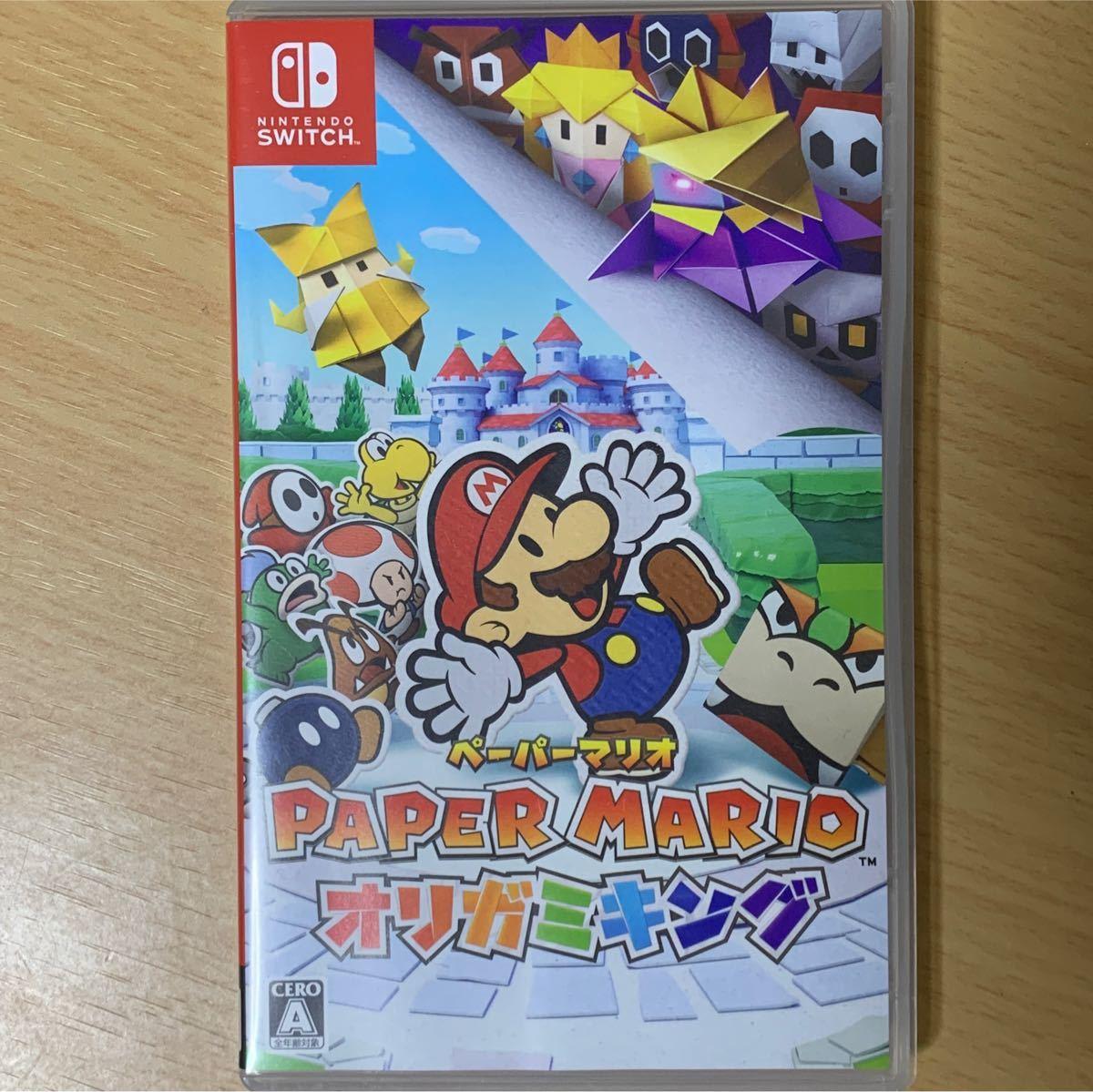Nintendo Switch ペーパーマリオオリガミキング Switch ニンテンドースイッチ