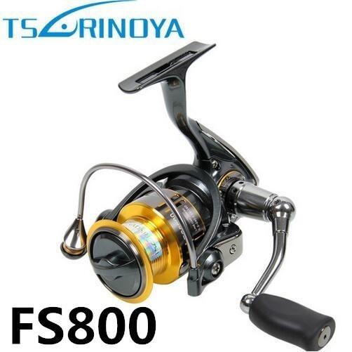 S4038 tsurinoya fs 800 1000 2000超軽量スプール鯉釣りスピニングリールサーフィン餌淡水塩水リール_画像8