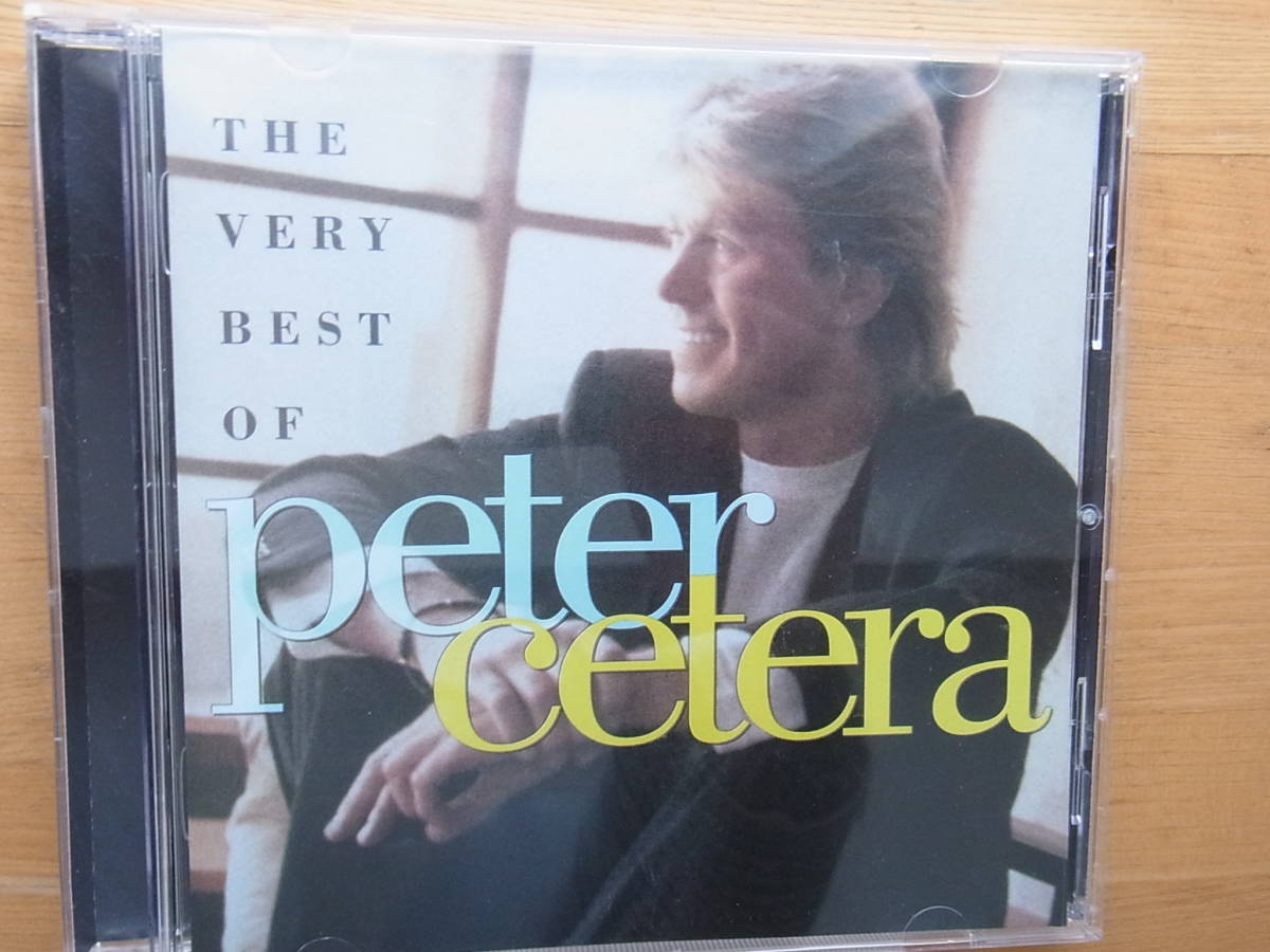CD THE VERY BEST OF PETER CETERA ピーター・セテラ 輸入盤 シカゴ