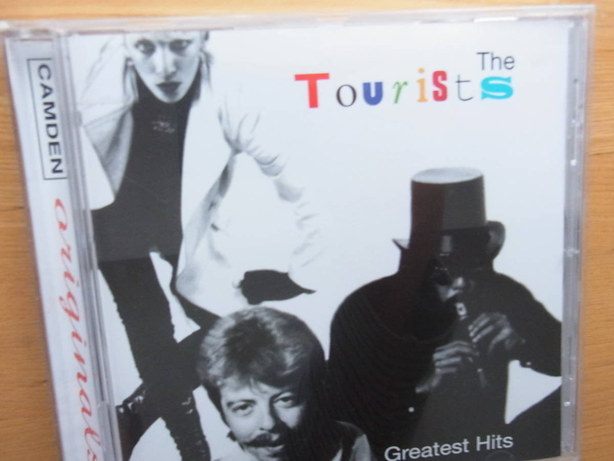 CD TOURISTS Greatest Hits 輸入盤