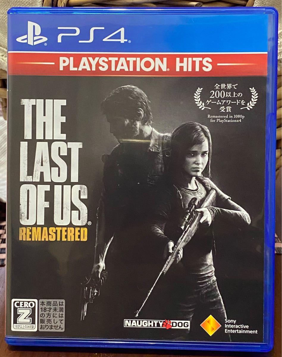 THE LAST OF US ラストオブアス リマスタード PS4