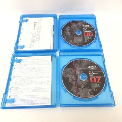 f009*80 【現状品/傷汚れ有】 Blu-ray コードギアス 反逆のルルーシュ R2 01~09 まとめ売り_画像7