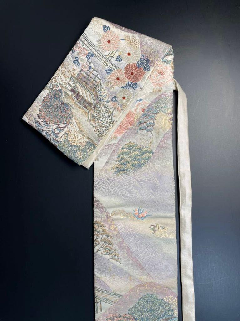 限定2本 日本刀 太刀 刀 刀袋 豪華 九百錦 古都春秋紋 職人ハンドメイド 100%正絹使用 一点物 ox-2_画像2