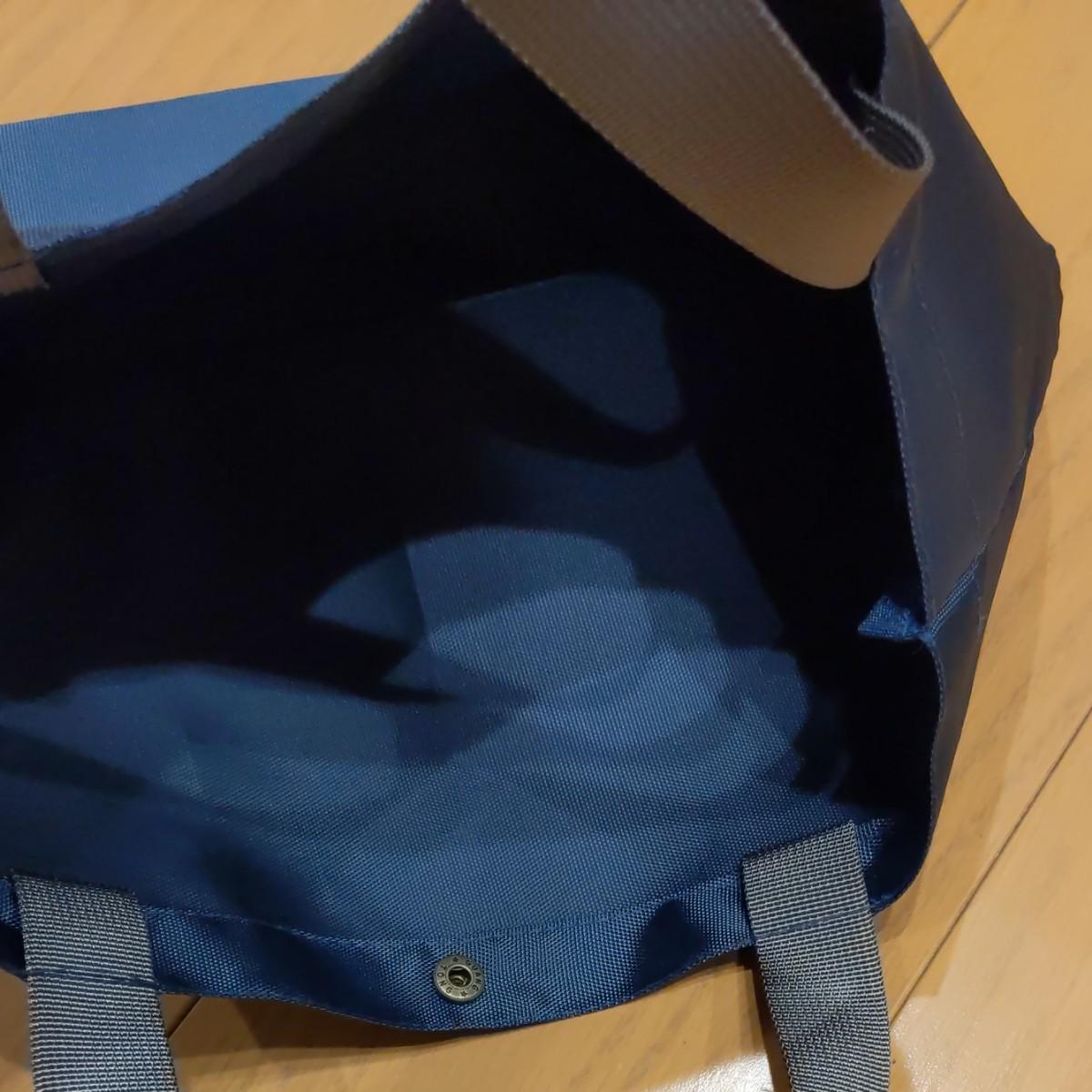 トートバッグ カレルチャペック カレルチャペック紅茶店 トートバッグ エコバッグ アリス ネイビー ナイロン製 限定 山田詩子