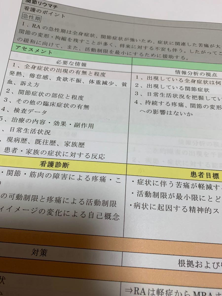 看護計画 セット (^^)