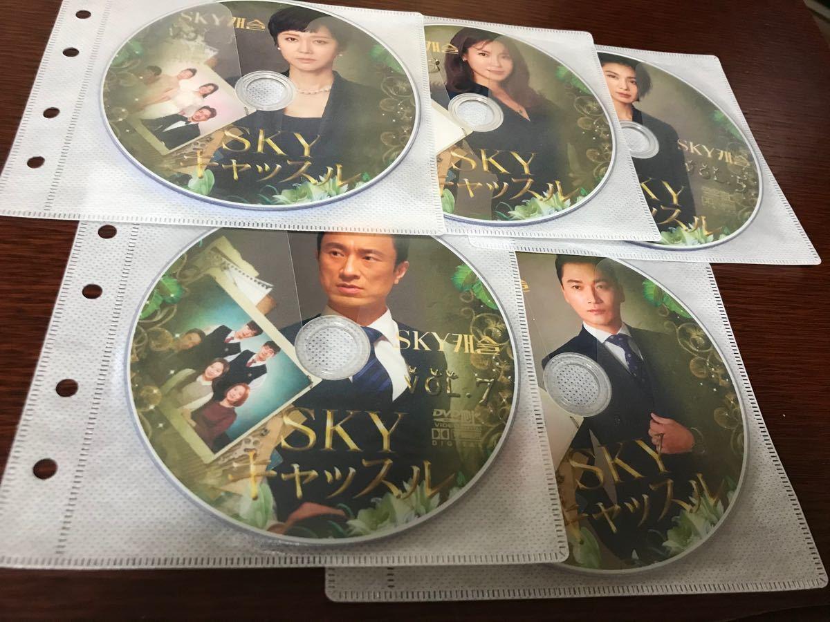 韓国ドラマ SKYキャッスル DVD全話
