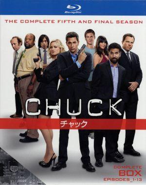 CHUCK/チャック<ファイナル・シーズン>コンプリート・ボックス(Blu-ray Disc)_画像1