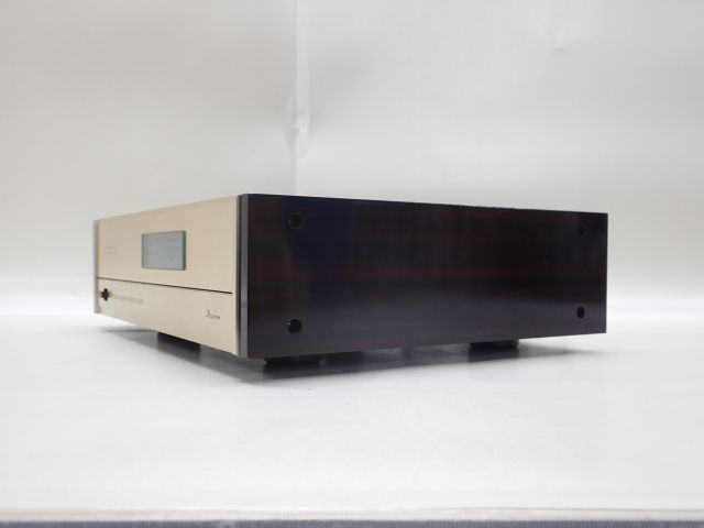 Accuphase DAC D/Aコンバーター DC-81 アキュフェーズ 説明書・カタログ付 ∬ 5E4D1-10_画像2