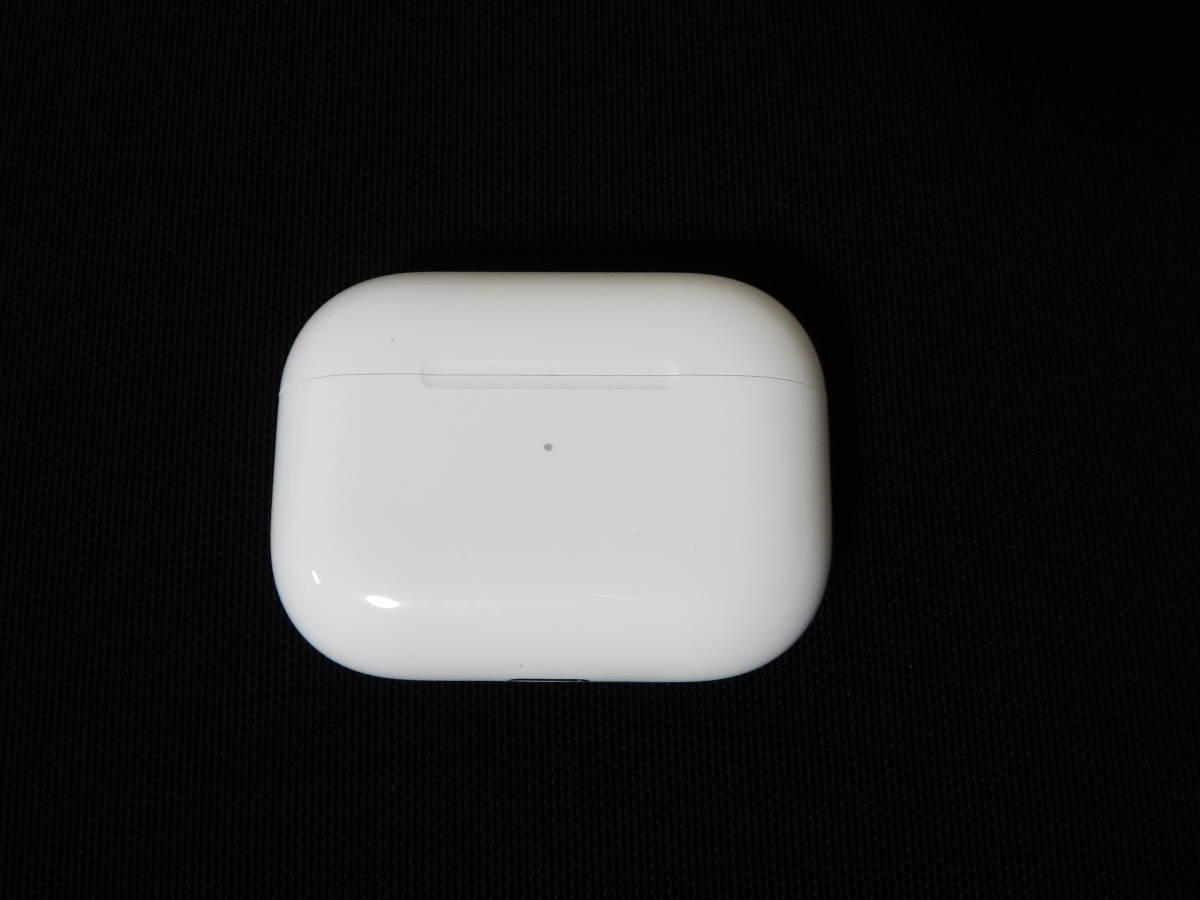Apple アップル AirPods Pro エアーポッズ プロ MWP22J/A 充電ケースのみ A2190 送料無料_画像1