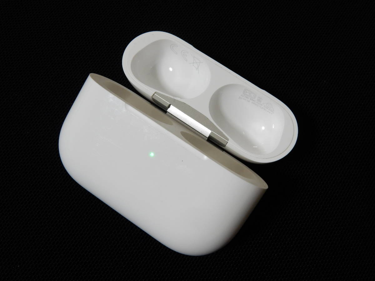 Apple アップル AirPods Pro エアーポッズ プロ MWP22J/A 充電ケースのみ A2190 送料無料_画像2