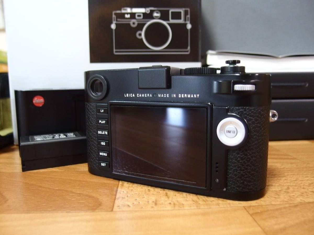中古  Leica M  Typ240  動作確認済み_画像7