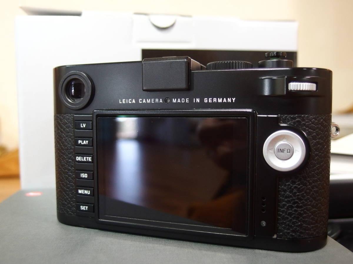 中古  Leica M  Typ240  動作確認済み_画像8