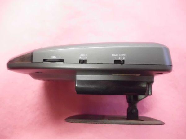 ユピテル Super Cat レーダー探知機 SE-100_画像3