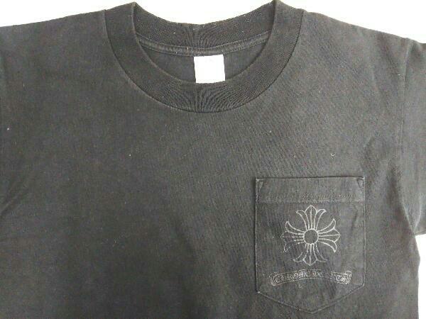CHROME HEARTS クロムハーツ 半袖Tシャツ Sサイズ ブラック_画像3