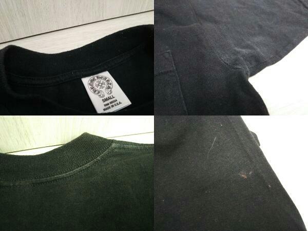 CHROME HEARTS クロムハーツ 半袖Tシャツ Sサイズ ブラック_画像7