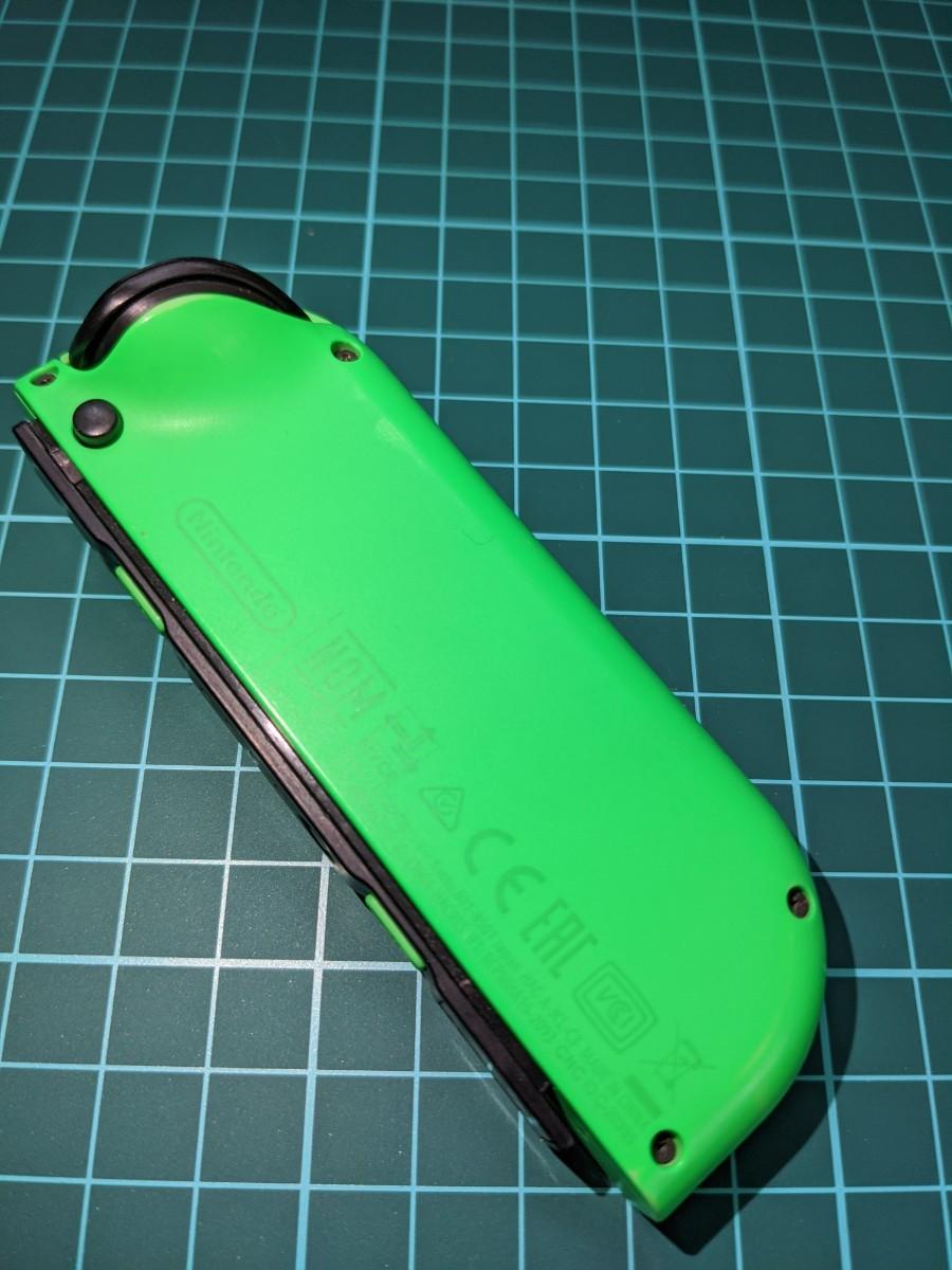 Nintendo Switch Joy-Con (L) ネオングリーン ジョイコン左側
