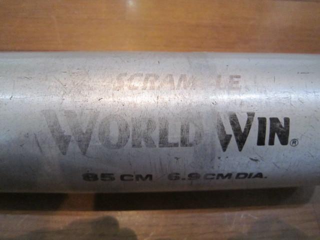 MIZUNO WORLD WIN ミズノ ワールドウイン 硬式用11450 HIJG 硬式用バット 金属バット_画像5