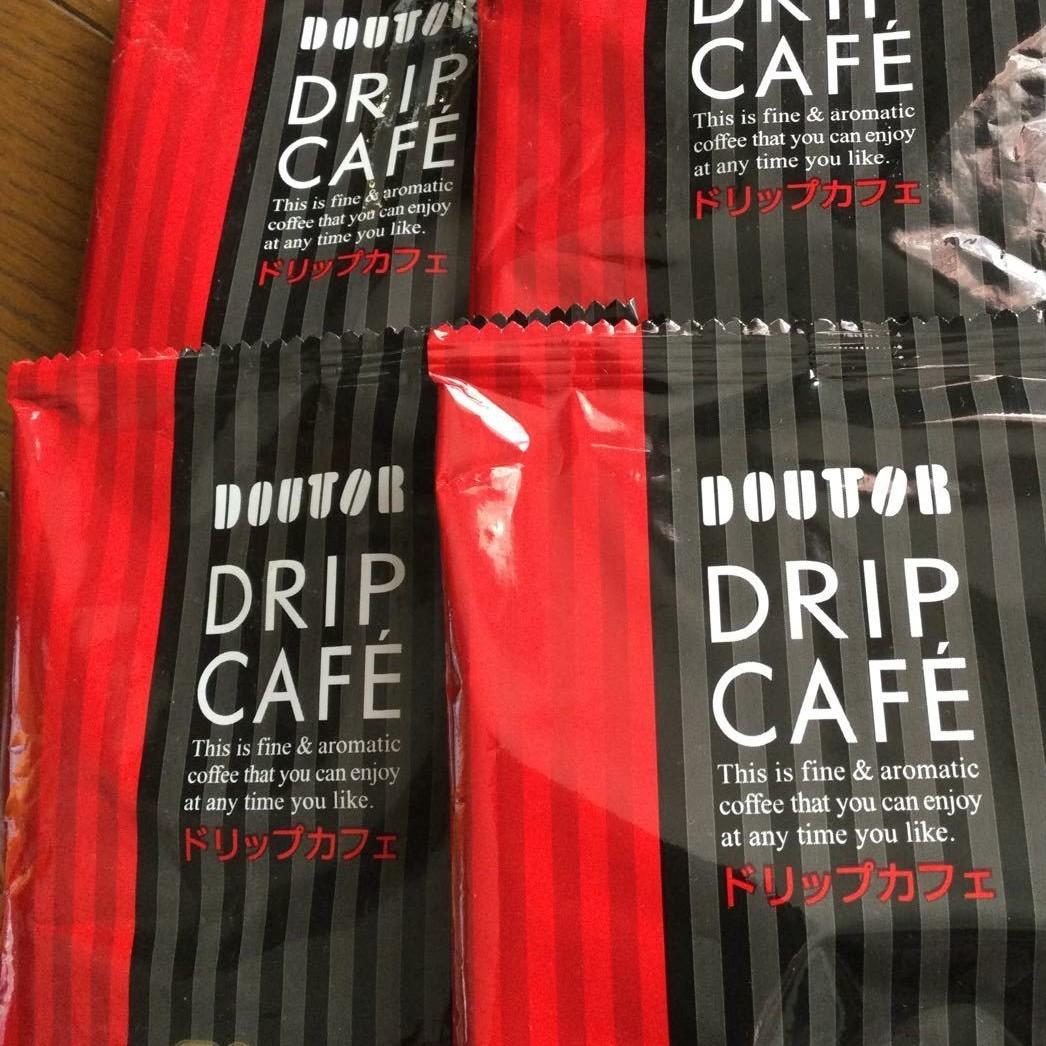 ドトールコーヒー 4パック ドリップコーヒー