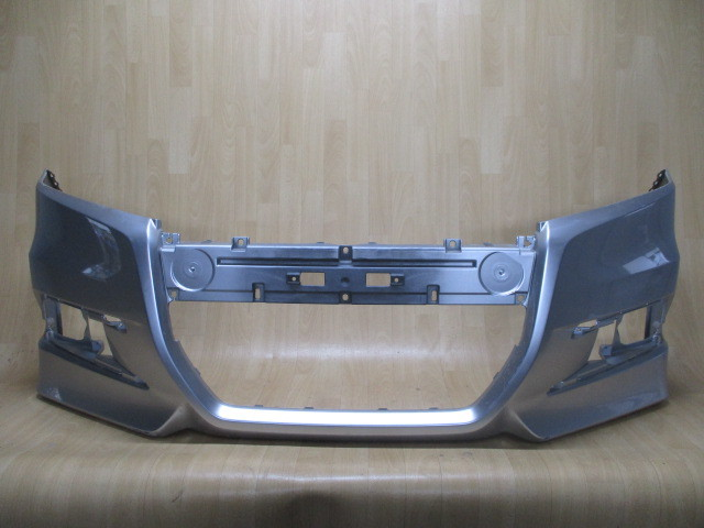 A6/ RK5/RK6ステップワゴン スパーダ純正フロントバンパー71101-SZW-J000 _画像1