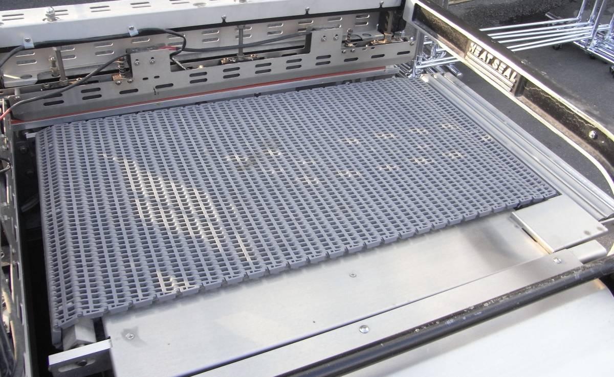 K9269a ホバート 業務用包装機 2030LB-2 220V 60Hz シュリンク シーラー 大阪・吹田インターすぐ 直接引取限定_画像7