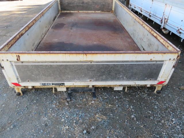 荷台 荷箱 トラック 平ボデー _画像3