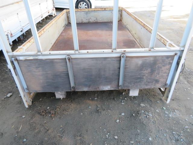 荷台 荷箱 トラック 平ボデー _画像5
