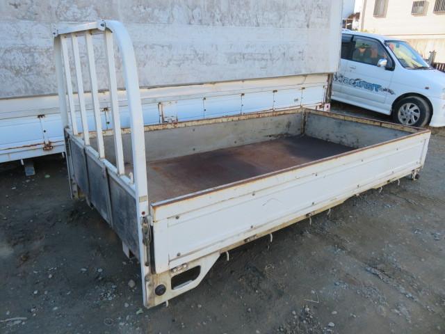 荷台 荷箱 トラック 平ボデー _画像2