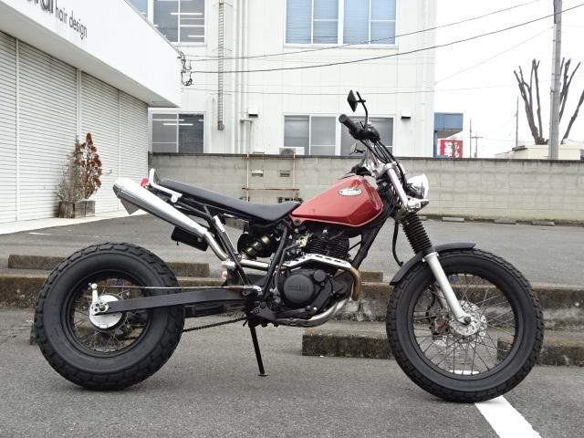 「〇〇 ヤマハ TW200E (DG07J) 」の画像1
