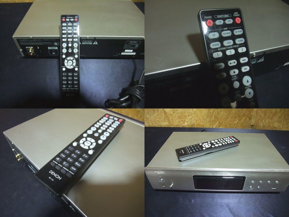 動作確認済み★デノン DENON リモコン付き 32bit DACを搭載したCDプレーヤー DCD-755RE★_画像7