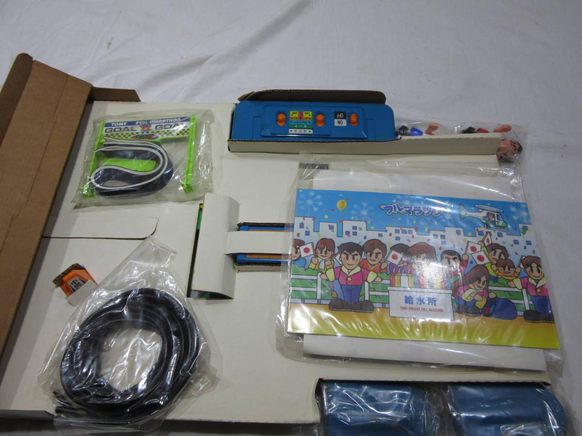 ◆未使用!TOMY/トミー フルマラソン 店頭展示在庫品_画像4