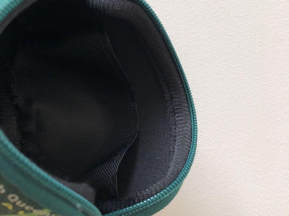 オーストラリア お土産 小物入れ ミニポーチ ポーチ ファスナーポーチ 小銭入れ グリーン 爬虫類_画像5
