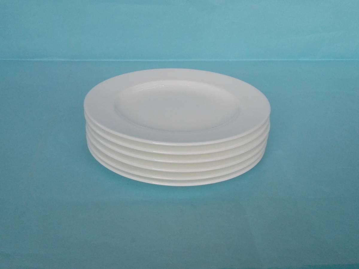 YAMAKA ヤマカ  ボーンチャイナ デザートプ&ケーキプレート デザート&ケーキ皿 17㎝ 6枚   _画像9