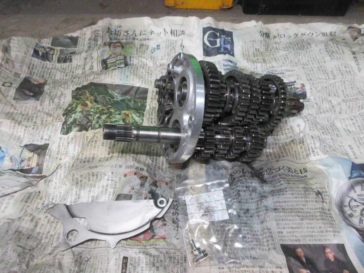 MC21/MC28 NSR250R 乾式クラッチ用 HRC クロス カセットミッション 検索 SE SP MC18 VFR400 RVF MAGTEK ロスマンズ Jha HRC i-Factory