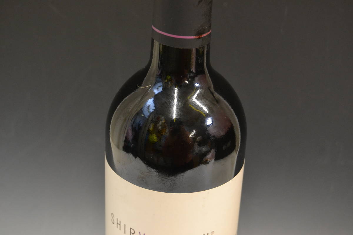 ■大阪 堺市 引き取り歓迎!■シャービントン Shirvington Shiraz 2006 マクラーレンベール オーストラリア 赤ワイン レア 送料1200円■_画像3