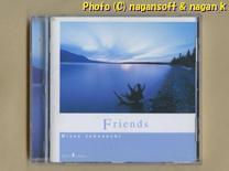 ★即決★ Missa Jphnouchi (城之内ミサ) / Friends -- 2000年発売アルバム。TBS系ドラマ「FRIENDS」サントラ盤。音楽は城之内ミサが担当_画像1